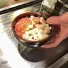 京屋 - 料理写真:桜海老と餅のもんじゃ