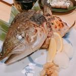 いわさわ - 料理写真:鰤カマ焼き
