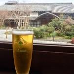 布穀薗 - ビールと北畠治房邸