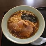 早坂食堂 - 料理写真:ラーメン 550円