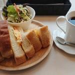 ハナ・カフェ - 料理写真: