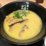 中華そば 福味 - 鶏白湯ラーメン860円