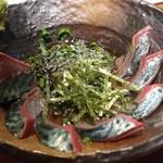 丸秀鮮魚店 - ゴマサバ