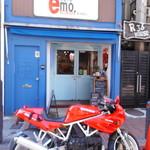 カフェ emo. エスプレッソ - DUCATI