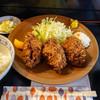 三友 - 料理写真:牡蠣フライ