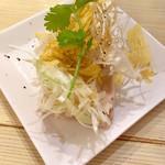 古屋 - 蒸し鶏 600円