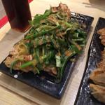 古屋 - ネギ餃子 600円