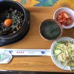 大韓家 - 料理写真:ビビンバ定食