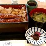 遊彩食 - 【2019.3.19(火)】Bランチ(うなぎ&とり)1,188円