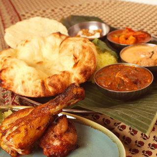印度料理シタール - 料理写真: