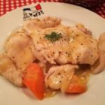 103989489 - 若鶏ムネ肉のポシェ