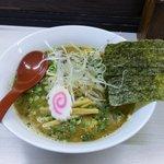 つけ麺 工藤 - 濃厚さんま干醤油ラーメン