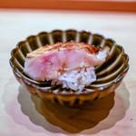 鮨 まつ本 - のどぐろ丼