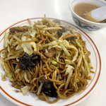 中華タカノ - 焼きそば ¥650