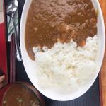 ひがし食堂 Jr. - カレー