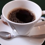 魚寅 - 食後のコーヒー