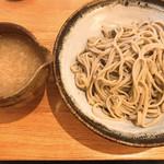 亀蔵 - 福井名物☆辛味おろし蕎麦