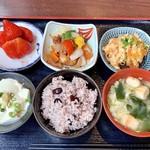 農村レストラン 筑膳 - 合計 900円