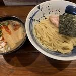 らー麺 山さわ - 料理写真:カラニボつけ麺