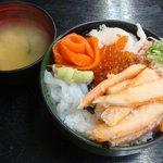 味'S場 - 「がっつり丼」1850円