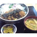 1040121 - ソースかつ丼
