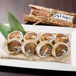 焼肉チャンピオン - 料理写真:大人気!焼肉チャンピオンロール(販売時間 10:00~22:30)