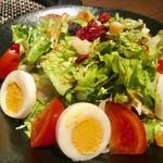ハヌリ - チョレギサラダ