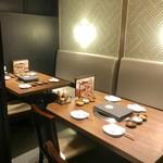 ハヌリ - 接待や密談にも嬉しい個室