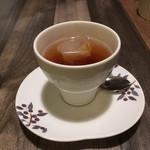 ぽるこ - ドリンク=アイスコーヒー