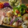 ルリイロ - 料理写真:前菜盛り合わせ店内全景_1F