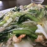 香美園 - 海老、イカ、豚肉、野菜がたっぷり!(2019.3.19)