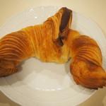 Mariage de farine - 料理写真:フランス産バターのクロワッサン