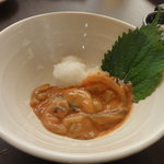 八っちゃん - [2011/11追加]イカの塩辛 \350