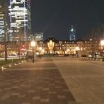 シュリンプ ガーデン - 東京駅へ・・・