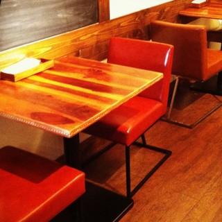 テーブル席(2名様用)