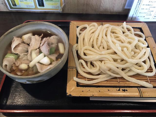 藤店うどん>