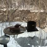 カフェ 崖の上 - 料理写真: