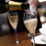 104013061 - まずはTAITTINGERのシャンパンで乾杯!!