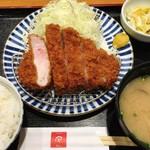 とんかつ 田 - 料理写真:
