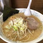 Hokkaidouramenrairaiken - 味噌ラーメン 800円