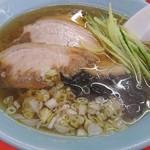 木蘭 - 焼豚ラーメン