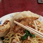 白龍 - 餃子リフト