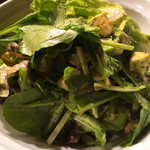 麺や すずらん亭 - 野菜サラダ
