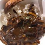 麺や すずらん亭 - ハヤシライス