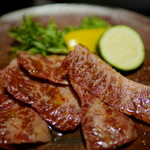 東京焼肉 平城苑 - 上ハラミ