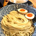 中村商店 - 鶏豚骨つけ麺(850円)