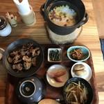 薪まきカフェ - 料理写真: