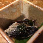 酒蔵 太平山 - 料理写真:会津名物にしんの山椒漬け¥550(税別)
