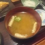 104023983 - お味噌汁