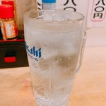 立ち呑 東陽 - チューハイ  300円
